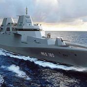 Naval: Berlin amorce une alliance avec les Pays-Bas