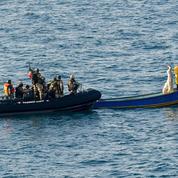 Comment la France lutte contre la piraterie dans le monde entier