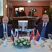 Moyen-Orient: après le retrait américain, place au tandem russo-turc