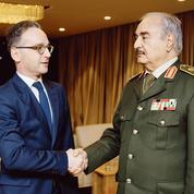 Berlin tente sa chance sur le dossier libyen