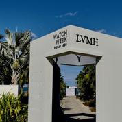 À Dubaï, LVMH sort ses griffes horlogères