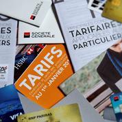 Baisse ciblée des tarifs bancaires