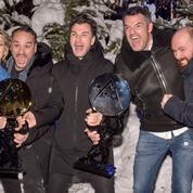 Michaël Youn récompensé au festival de l'Alpe d'Huez