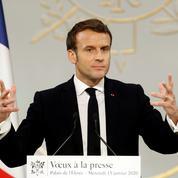 «Choose France»: Macron reçoit des chefs d'entreprises étrangers pour attirer les investissements