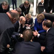 Libye: la conférence de Berlin appelle à renforcer l'embargo sur les armes