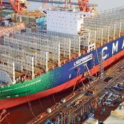 Le transport maritime sommé de se «verdir»