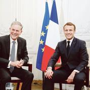 Les entreprises mondiales investissent en France