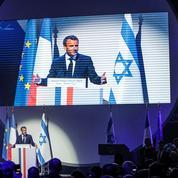 Commémoration de la Shoah, entretiens bilatéraux... Le programme marathon de Macron en Israël
