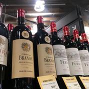 Il commande l'équivalent d'un an d'approvisionnement en vins français pour devancer les taxes de Trump