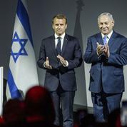 À Jérusalem, Macron entend éviter les chausse-trapes du Proche-Orient