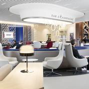 À Orly, visite guidée des nouvelles cabines et du salon business d'Air France