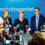 En Norvège, le faux départ des populistes
