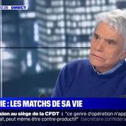 Bernard Tapie furieux contre son portrait sur BFMTV: «Je n'ai jamais vu une horreur pareille»