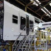 Bombardier et Alstom discuteraient d'un mariage