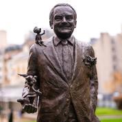 «Au-delà de Goscinny, cette statue est dédiée à ceux qui ont révolutionné la BD»