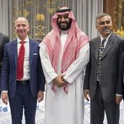 Le téléphone de Jeff Bezos piraté par un message WhatsApp du prince d'Arabie Saoudite Mohammed ben Salmane