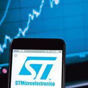 Après une année difficile, STMicroelectronics renoue avec la croissance