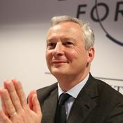 «Taxe Gafa»: paix armée entre Paris et Washington