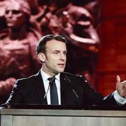 Macron à Jérusalem: «L'antisémitisme, c'est notre problème à nous»