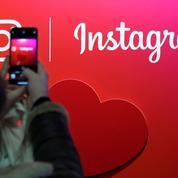 Instagram, vitrine pour séduire les millennials