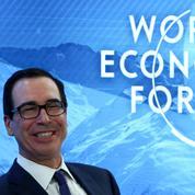 Climat: les États-Unis seuls contre le reste du monde à Davos