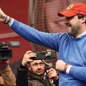 Italie: la reconquête de Matteo Salvini passe par l'Émilie-Romagne