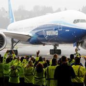 Premier vol réussi pour le nouveau Boeing 777X