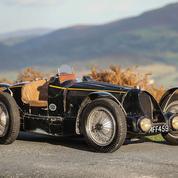 La Bugatti 59 du roi Léopold III de Belgique à vendre