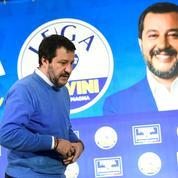 Après son échec, les trois défis de Matteo Salvini