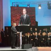 Victoire contre le nazisme: à Varsovie, l'union sacrée face à Poutine