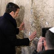 Que retenir du voyage d'Emmanuel Macron à Jérusalem?