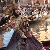 Carnaval de Venise: coup d'envoi de la plus spectaculaire des fêtes costumées