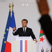 Macron et l'Algérie: les sables mouvants de la repentance mémorielle