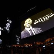 Mort de Kobe Bryant: récit d'une nuit d'hommage dans les salles NBA