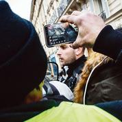 Policiers: sur les réseaux sociaux, la guerre des images ne fait que commencer