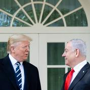 Le plan de paix de Trump s'annonce comme un «deal» entre les États-Unis et Israël