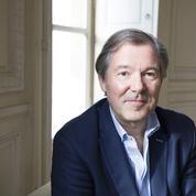 Jérôme Garcin, lauréat du prix des Deux Magots