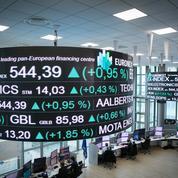 La Bourse de Paris rebondit sans oublier le coronavirus chinois