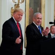 Trump et Nétanyahou scellent un pacte pour une paix improbable