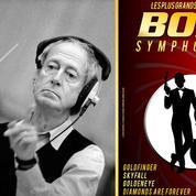 John Barry et David Arnold à l'honneur de la tournée symphonique James Bond