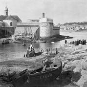 Un automne de Flaubert d'Alexandre Postel: retraite à Concarneau