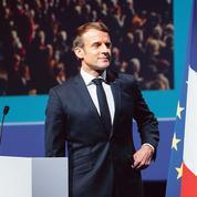 Emmanuel Macron, le cap des 1000 jours