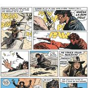 Blueberry, Tif et Tondu: la seconde vie des héros de bandes dessinées