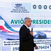 Le Président du Mexique organise une loterie pour se débarrasser de son avion