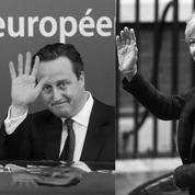 Brexit: de Cameron à Johnson, quatre ans de psychodrame britannique