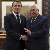 Proche-Orient: la France a-t-elle lâché les Palestiniens?