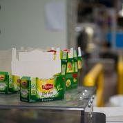 Unilever envisage de céder Lipton et tous ses thés