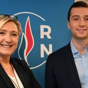 Jordan Bardella, le dauphin de Marine Le Pen