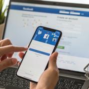 La croissance de la publicité en ligne profite aux réseaux sociaux