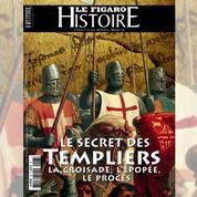 Le secret des Templiers: la croisade, l'épopée, le procès